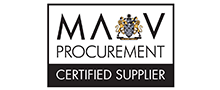 MAV Procurement Certified Supplier
