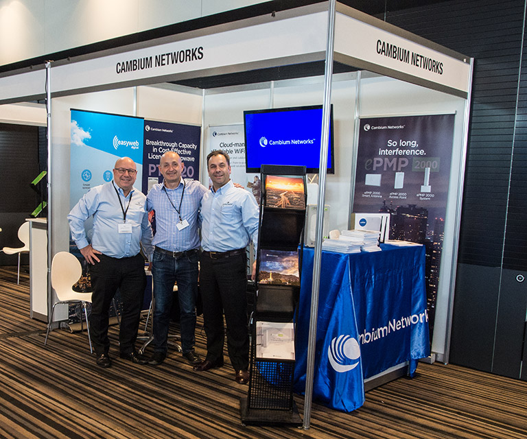 Cambium Networks and Easyweb Digital at the Australian Smart Communities Conference 2017