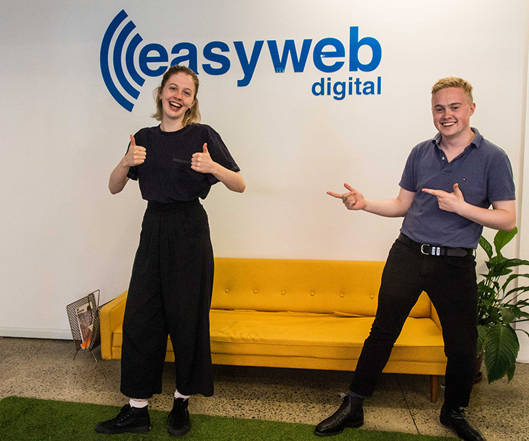Dusty Johnston joins Easyweb