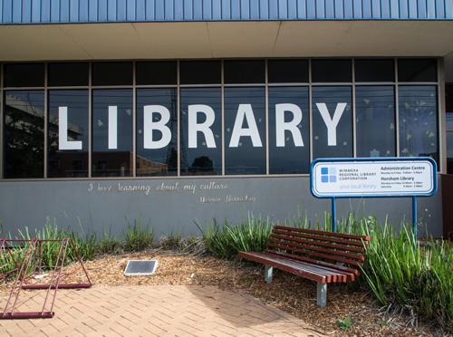 Horsham Library